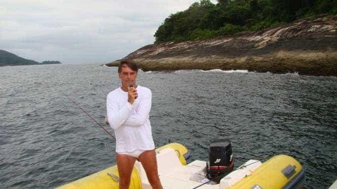 Ibama exonera servidor que multou Bolsonaro por pesca irregular