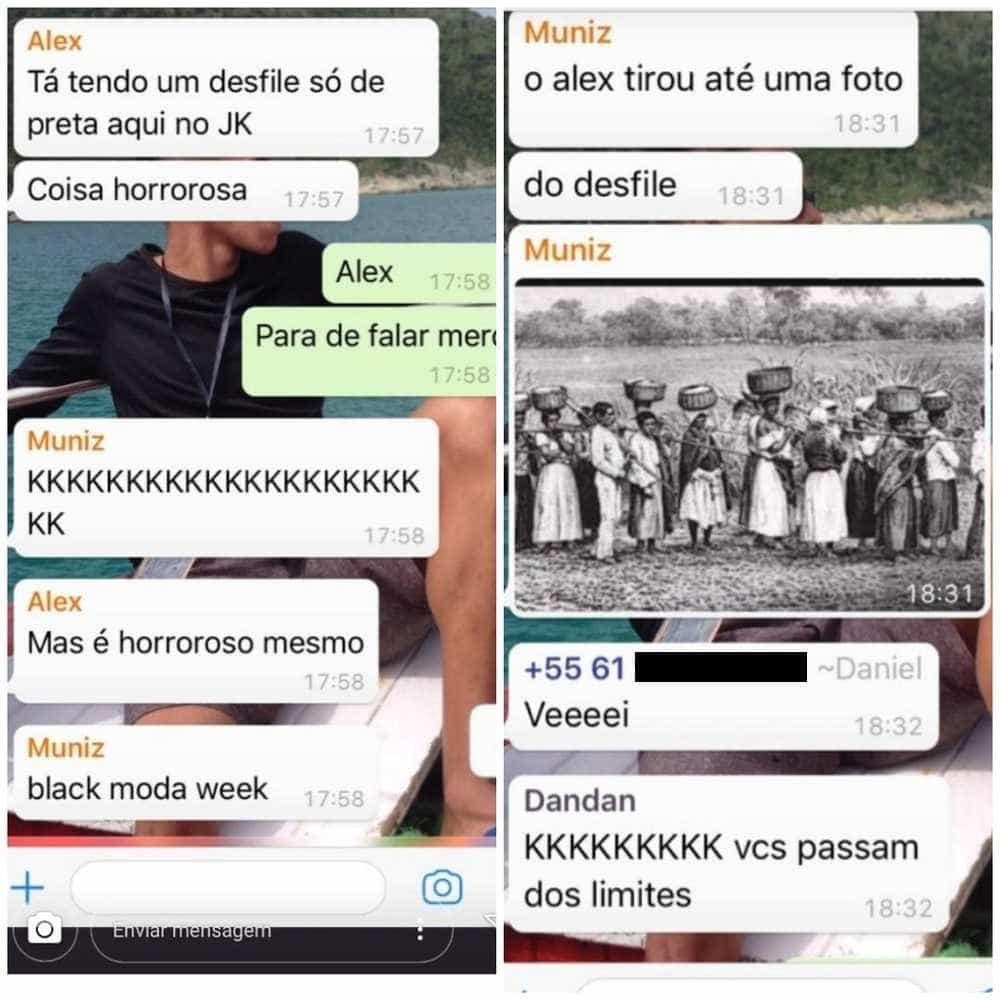 Racismo: modelos negras são comparadas a escravas em grupo no WhatsApp