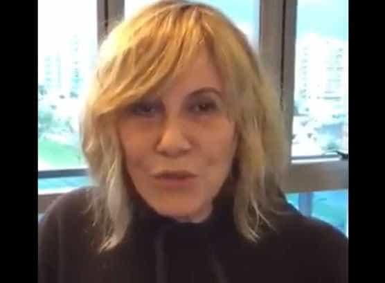 Renata Sorrah declara voto em Haddad, que divulga apoio