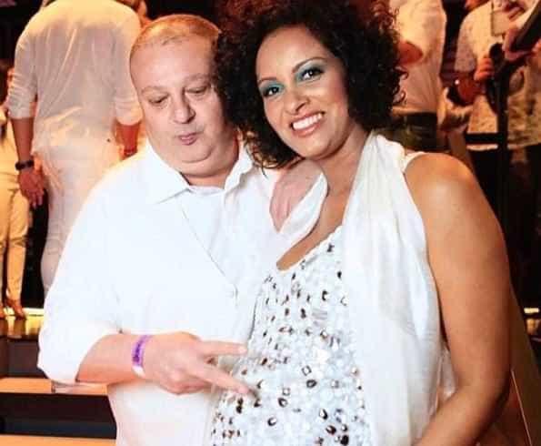 Gêmeos de Rosângela e do chef Erick Jacquin nascem SP