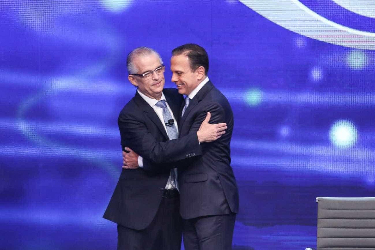 Ibope: Doria tem 53% dos votos válidos ao governo de SP e França, 47%