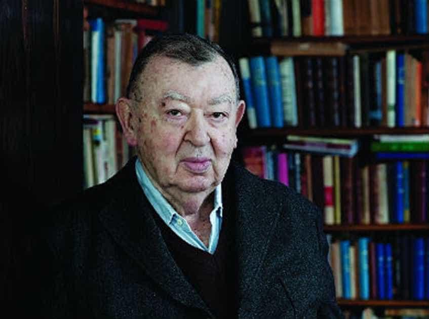Editor, crítico e ensaísta Jacó Guinsburg morre em SP, aos 97 anos