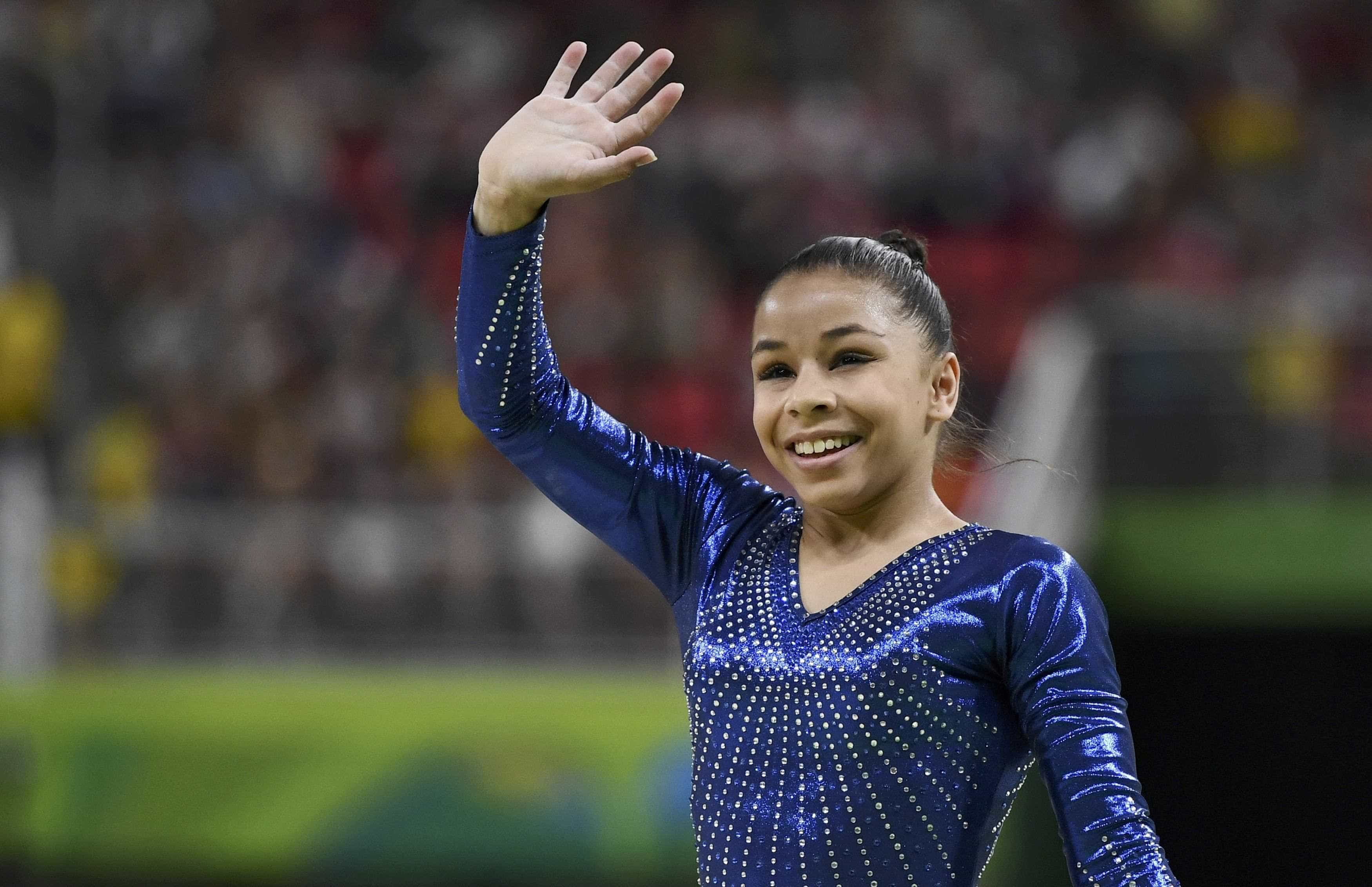 Equipe brasileira vai à final do Mundial de ginástica artística