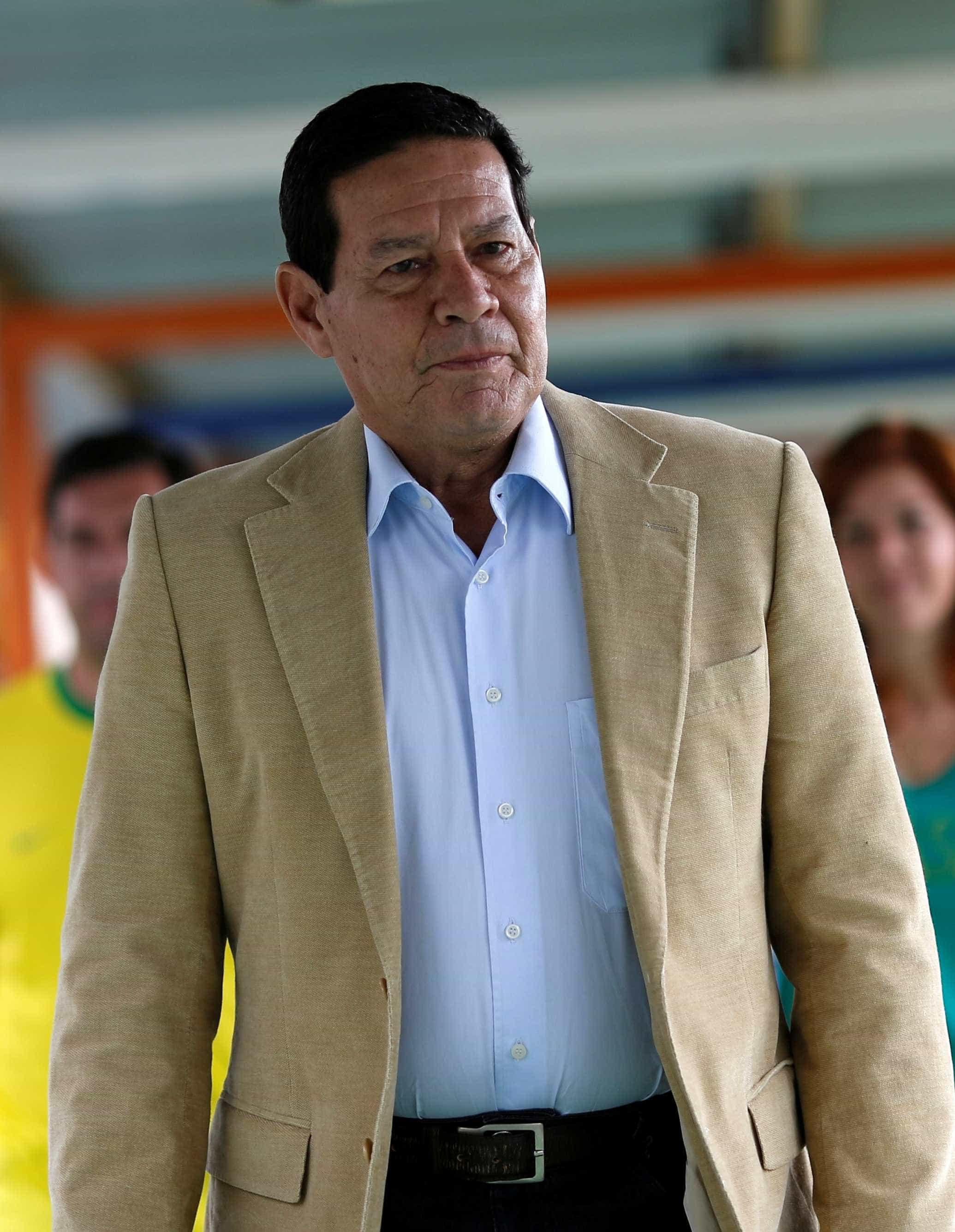 Vice-presidente eleito, Mourão fala sobre relação com a Venezuela