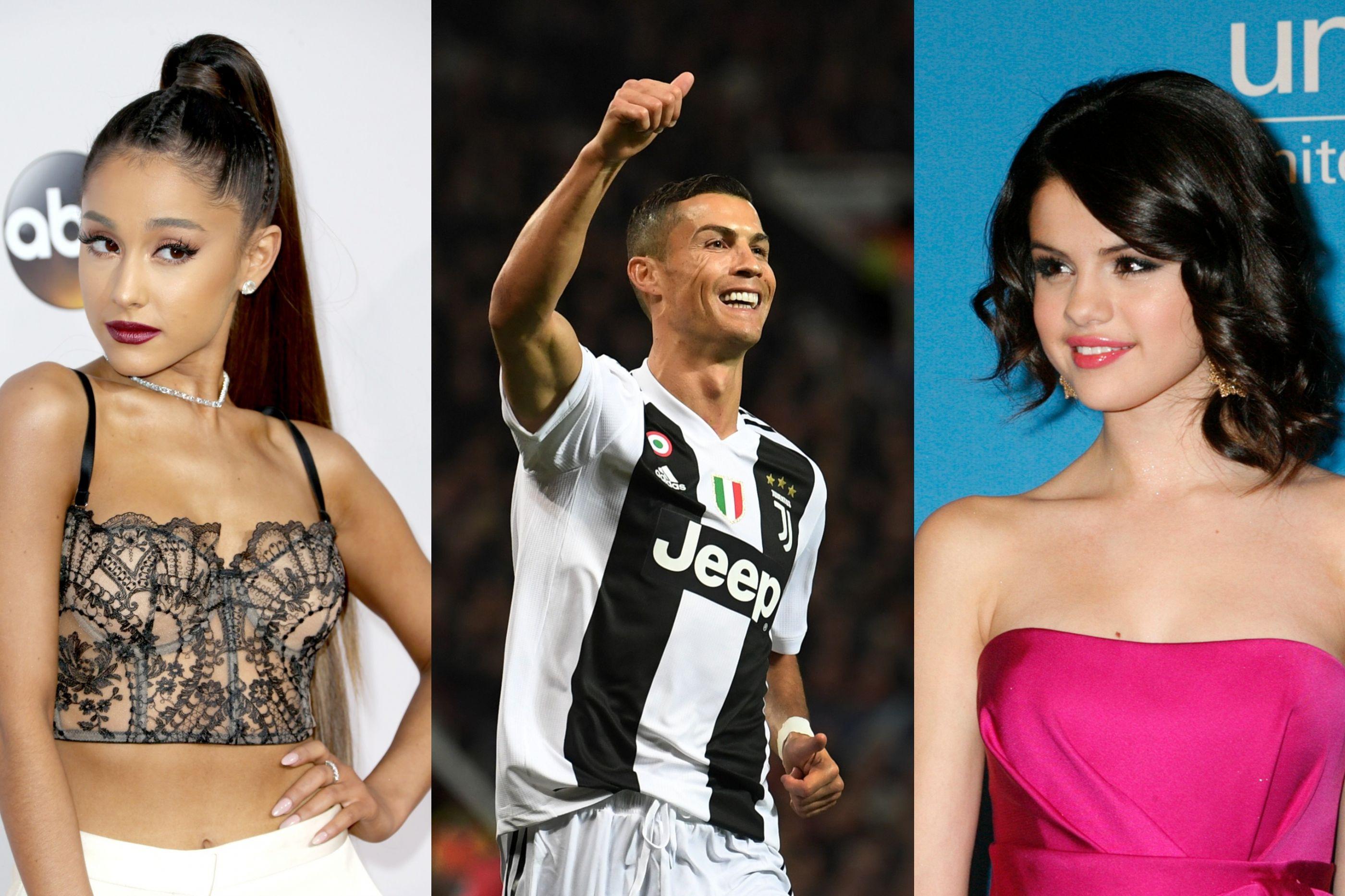 Com brasileiros na lista, veja os 50 perfis mais seguidos no Instagram