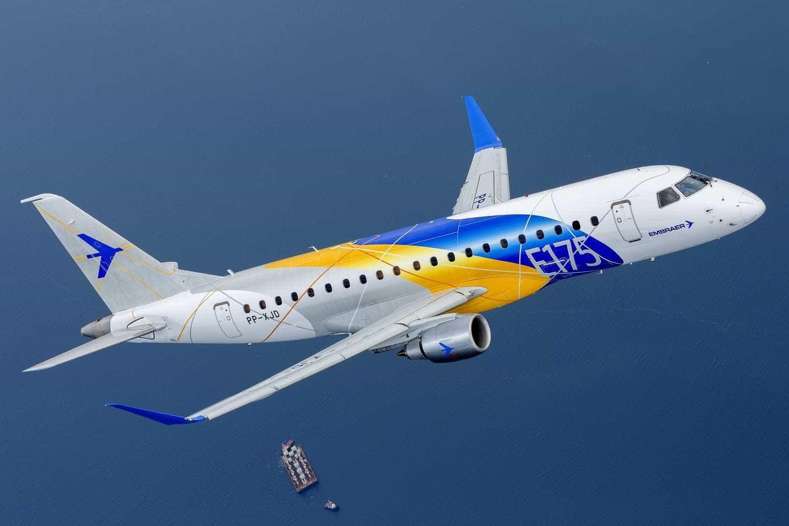 Embraer tem prejuízo de R$ 83,8 milhões no 3º trimestre