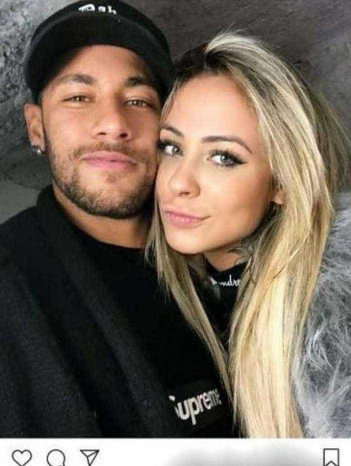 Neymar já está com nova Bruna, diz colunista