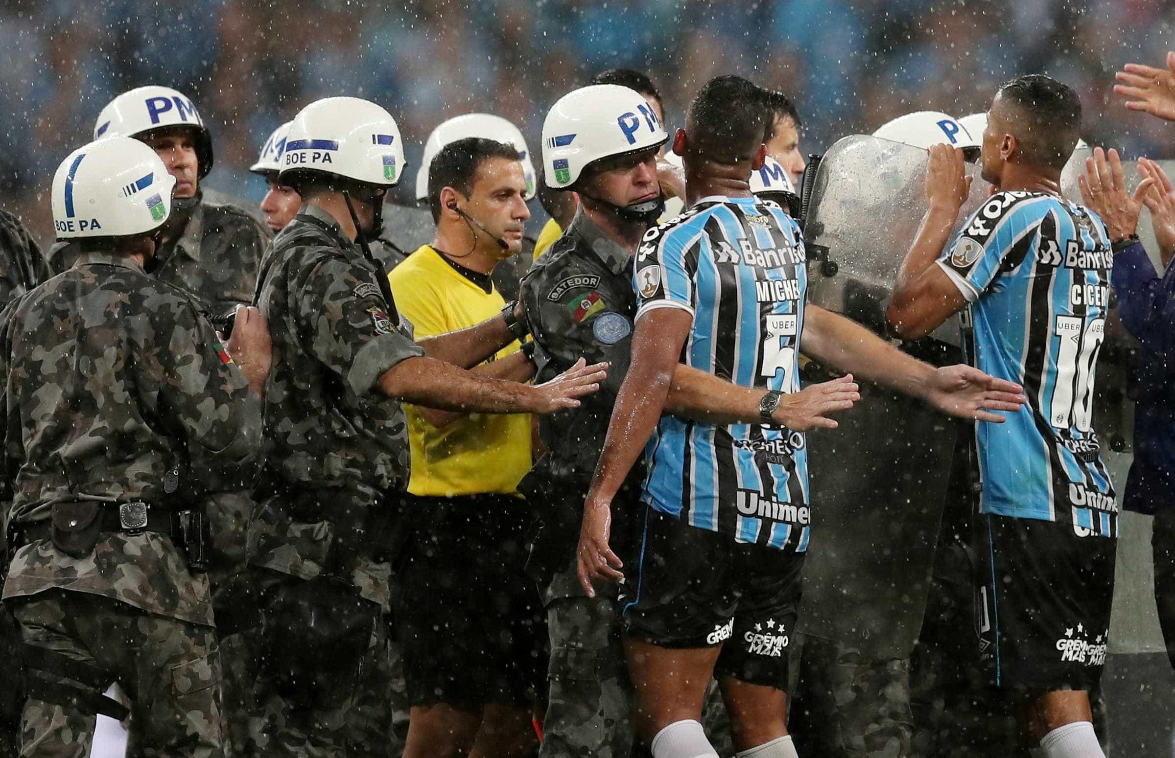 Conmebol julga recurso do Grêmio nesta sexta-feira