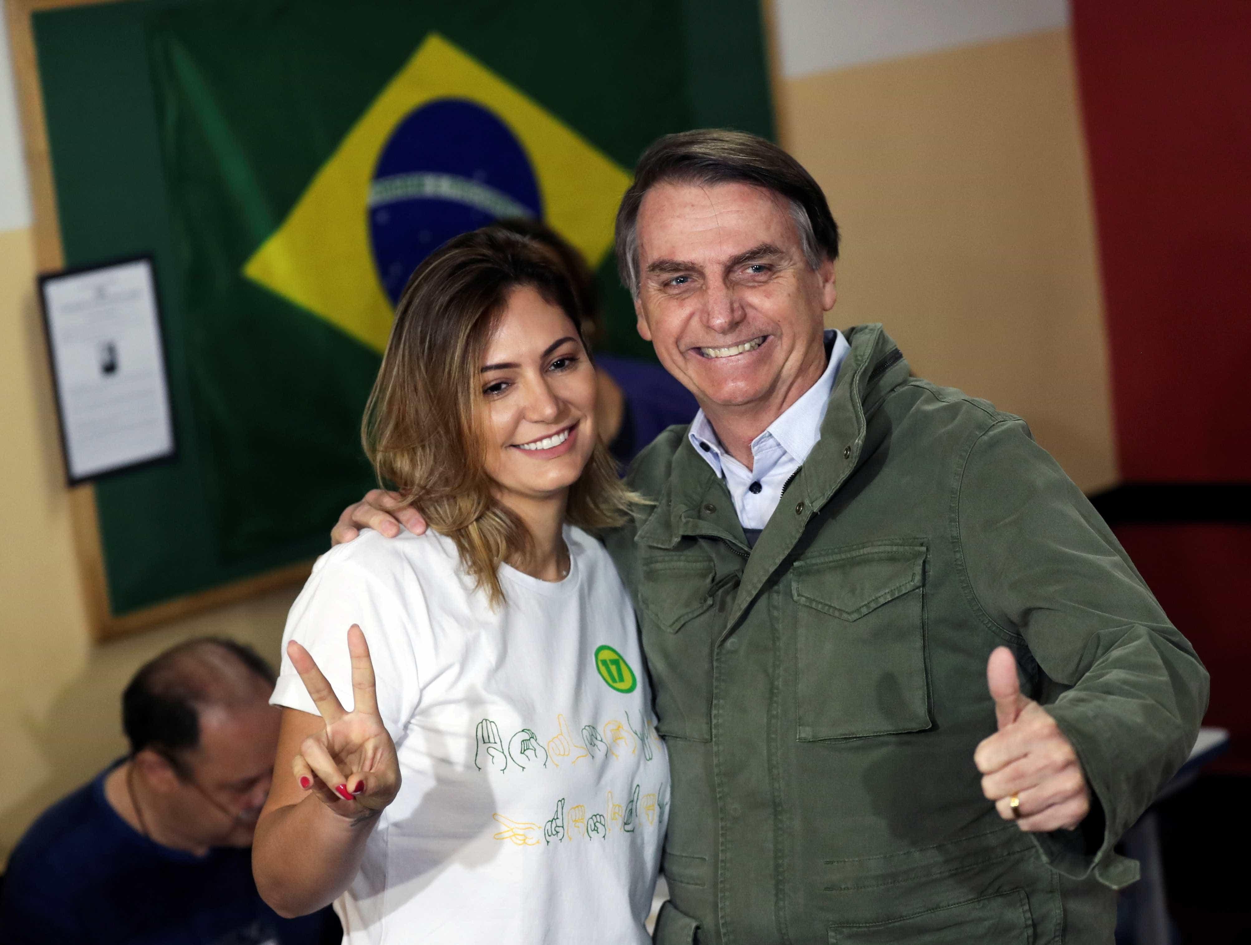 Quem é Michelle Bolsonaro, a nova primeira-dama do Brasil