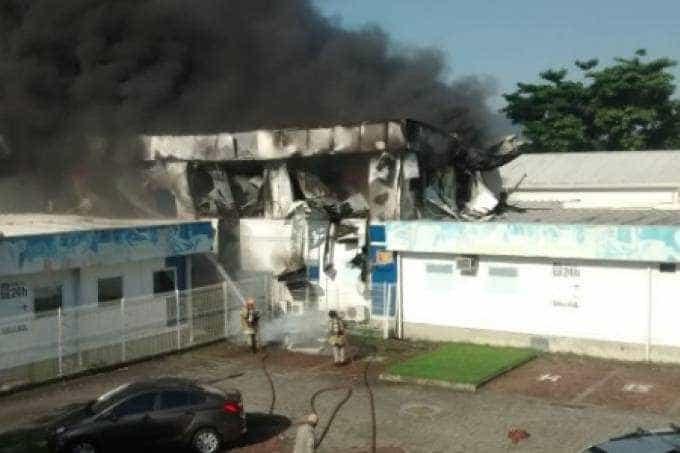 Incêndio em UPA no Rio deixou quatro mortos