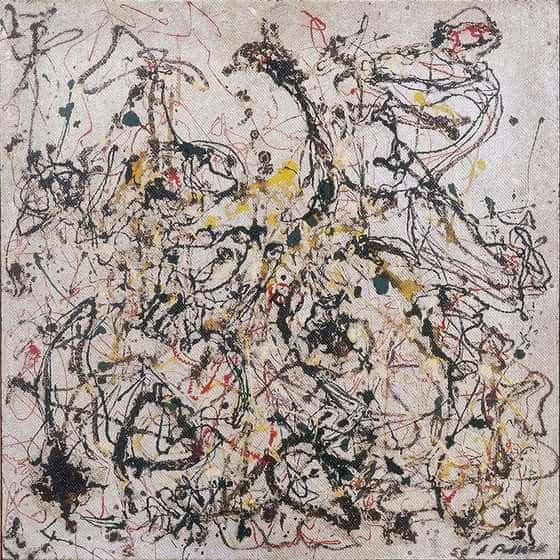 MAM do Rio vende seu Pollock em Nova York