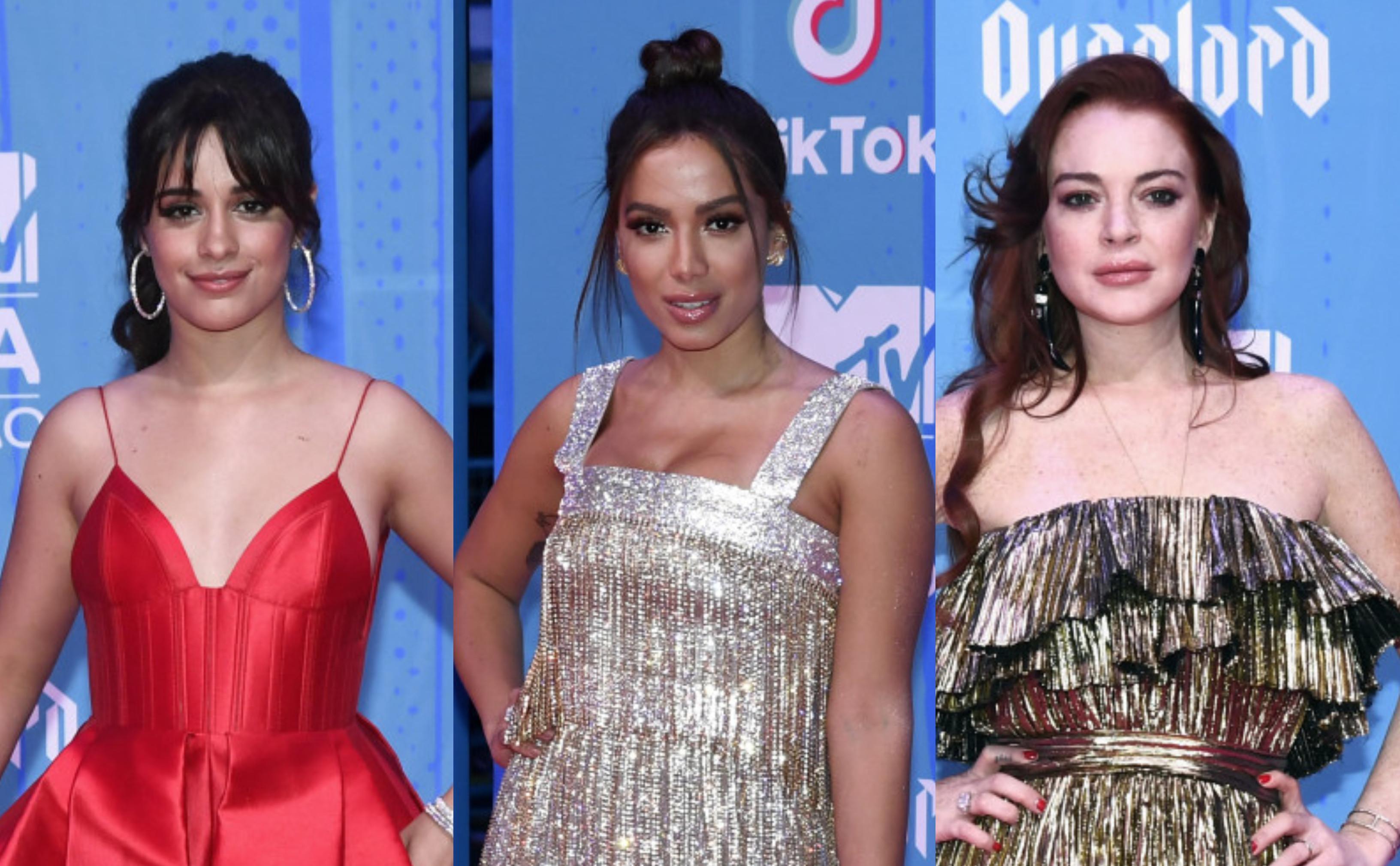 Os melhores e piores looks das estrelas no MTV EMA 2018