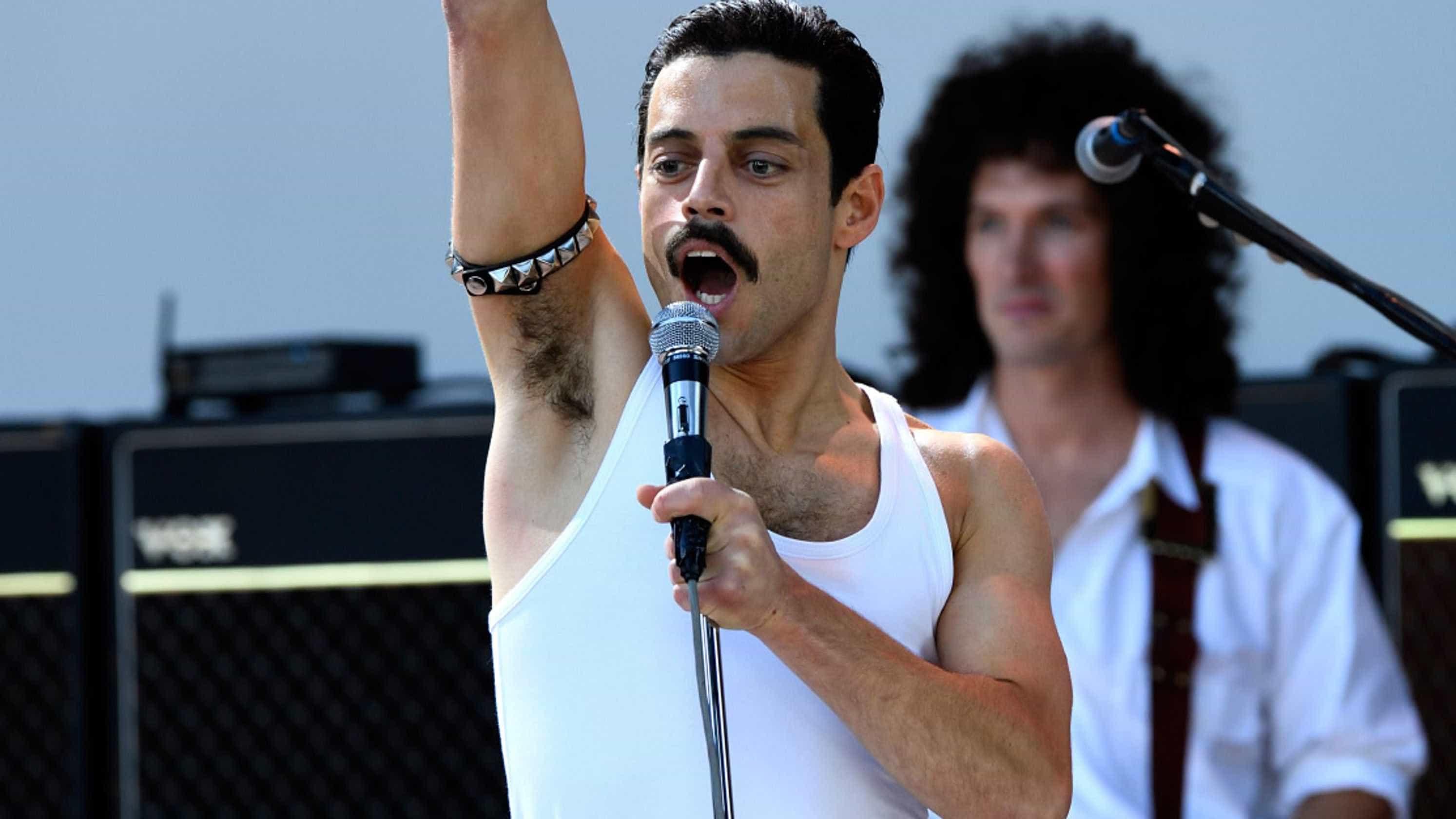 'Bohemian Rhapsody' lidera bilheterias nos cinemas brasileiros