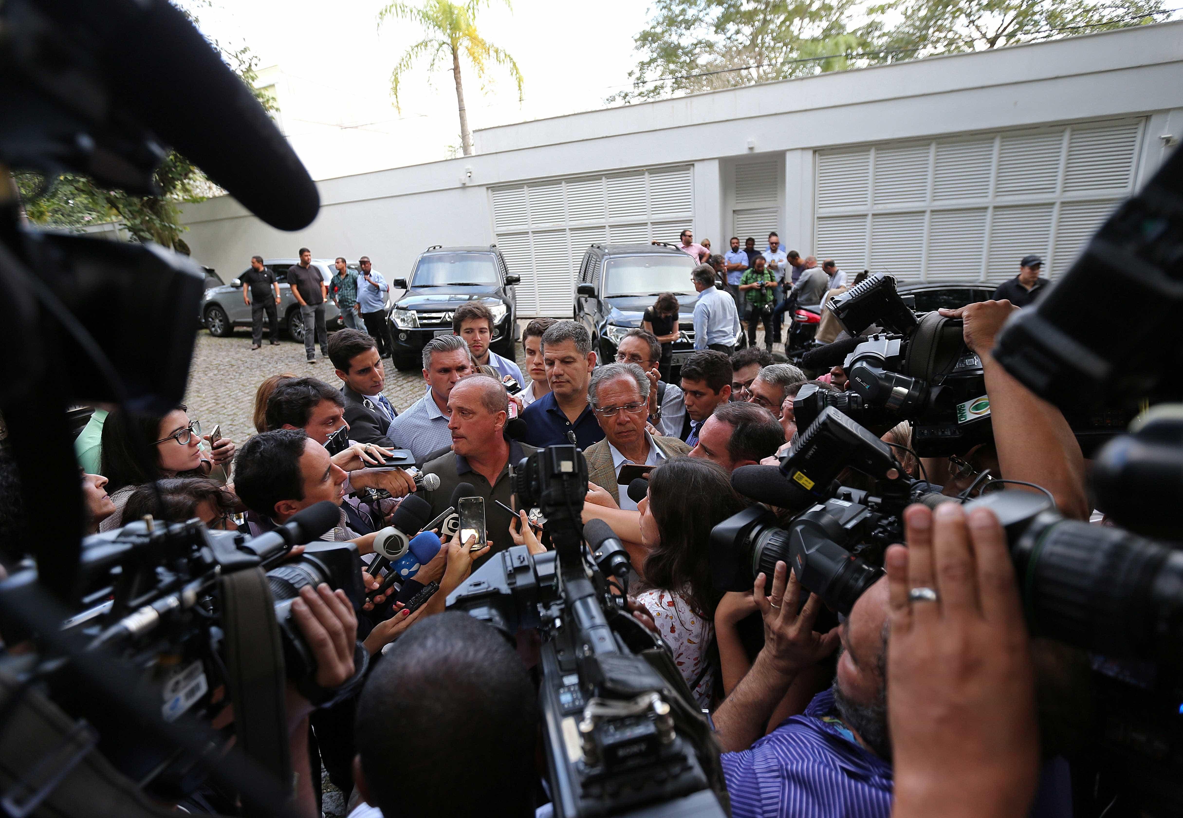 Gestão do FGTS ficará no Ministério da Economia, diz Onyx