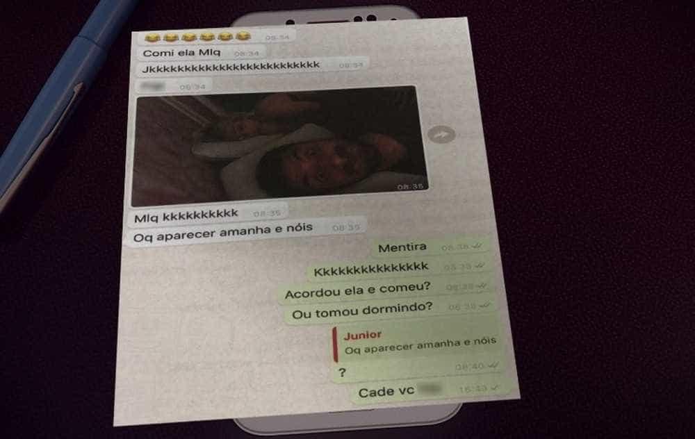 Jogador Daniel enviou fotos com esposa de suspeito antes de ser morto