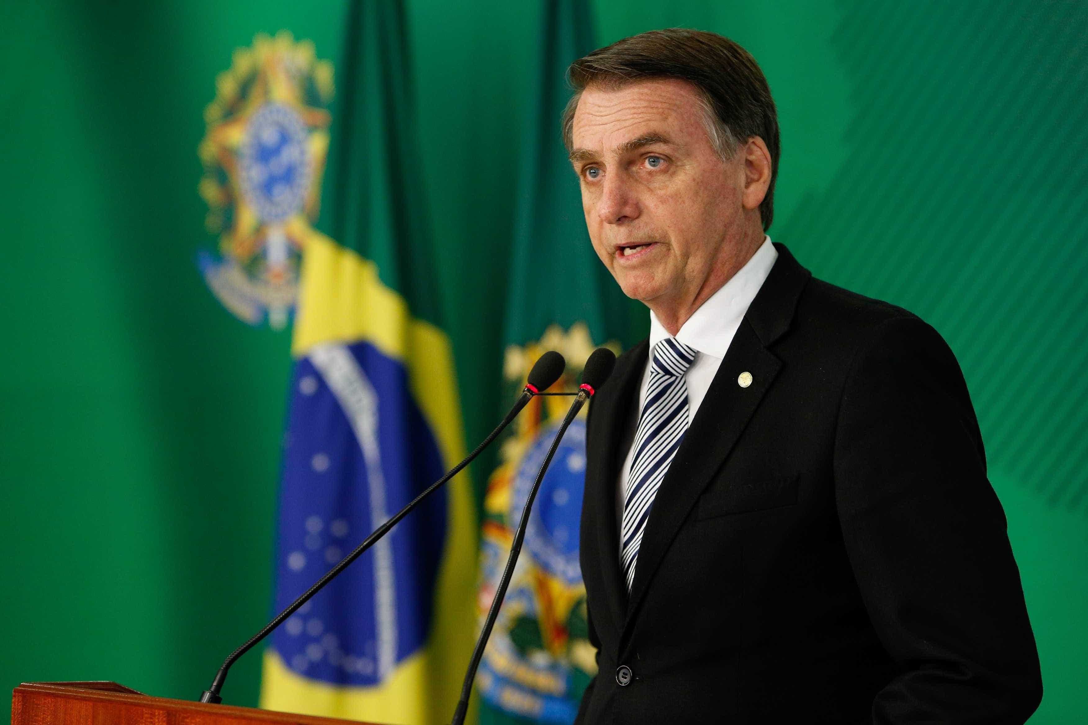 Bolsa fecha na máxima histórica em 1º pregão de governo Bolsonaro