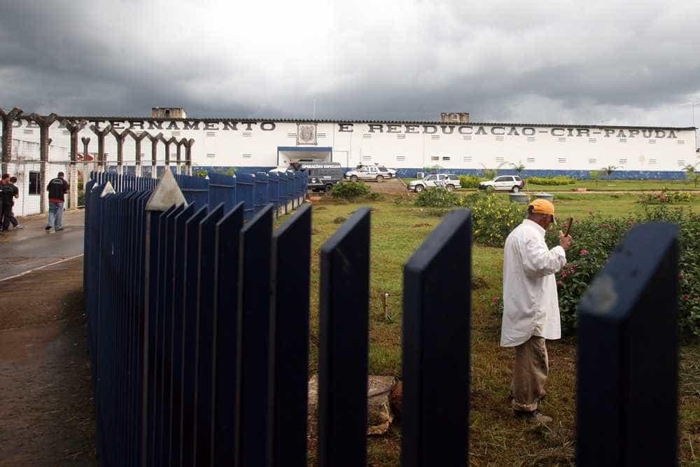 DF anuncia demissão de 478 presos que trabalham para reduzir pena