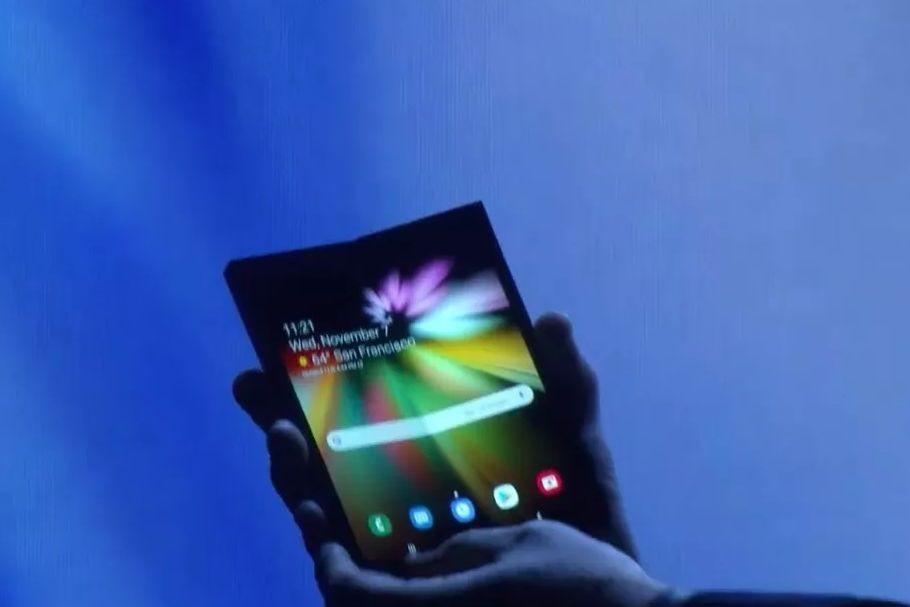 Smartphone dobrável da Samsung pode ter mais uma surpresa