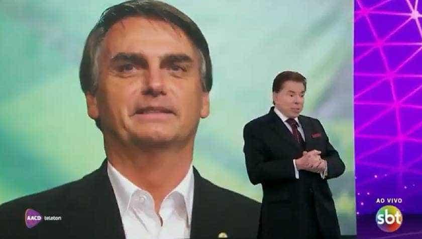 Silvio faz previsão: 'Bolsonaro fica 8 anos no poder e Moro mais 8'