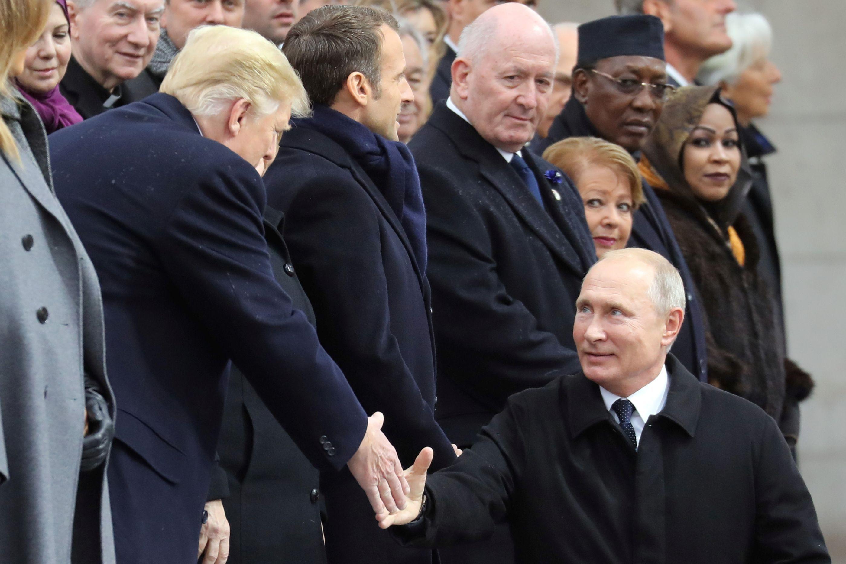 Putin afirma ter tido uma 'boa conversa' com Trump