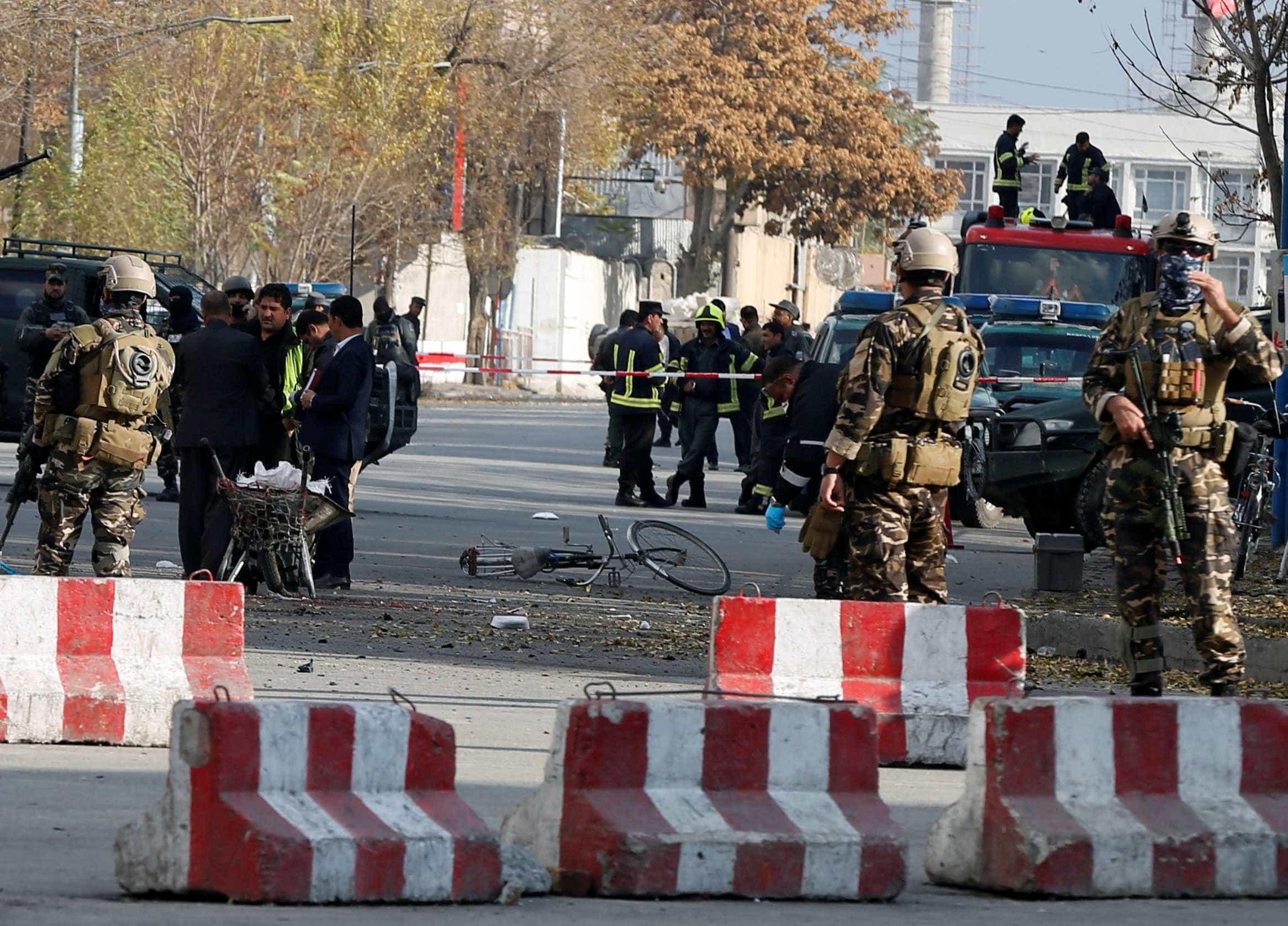 Série de ataques mata 67 no Afeganistão