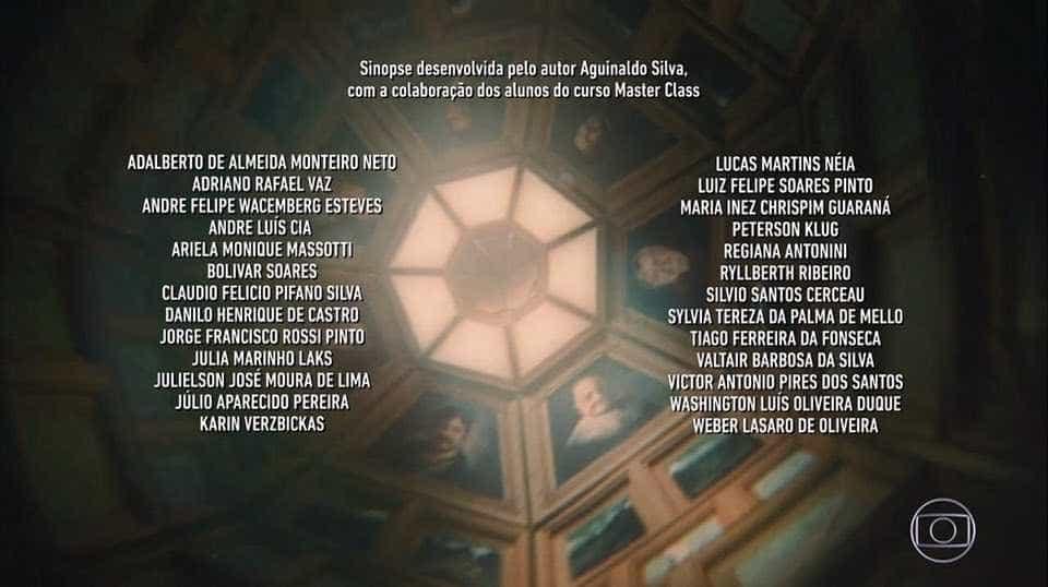 Após polêmica, Globo inclui nomes de ex-alunos de Aguinaldo em novela