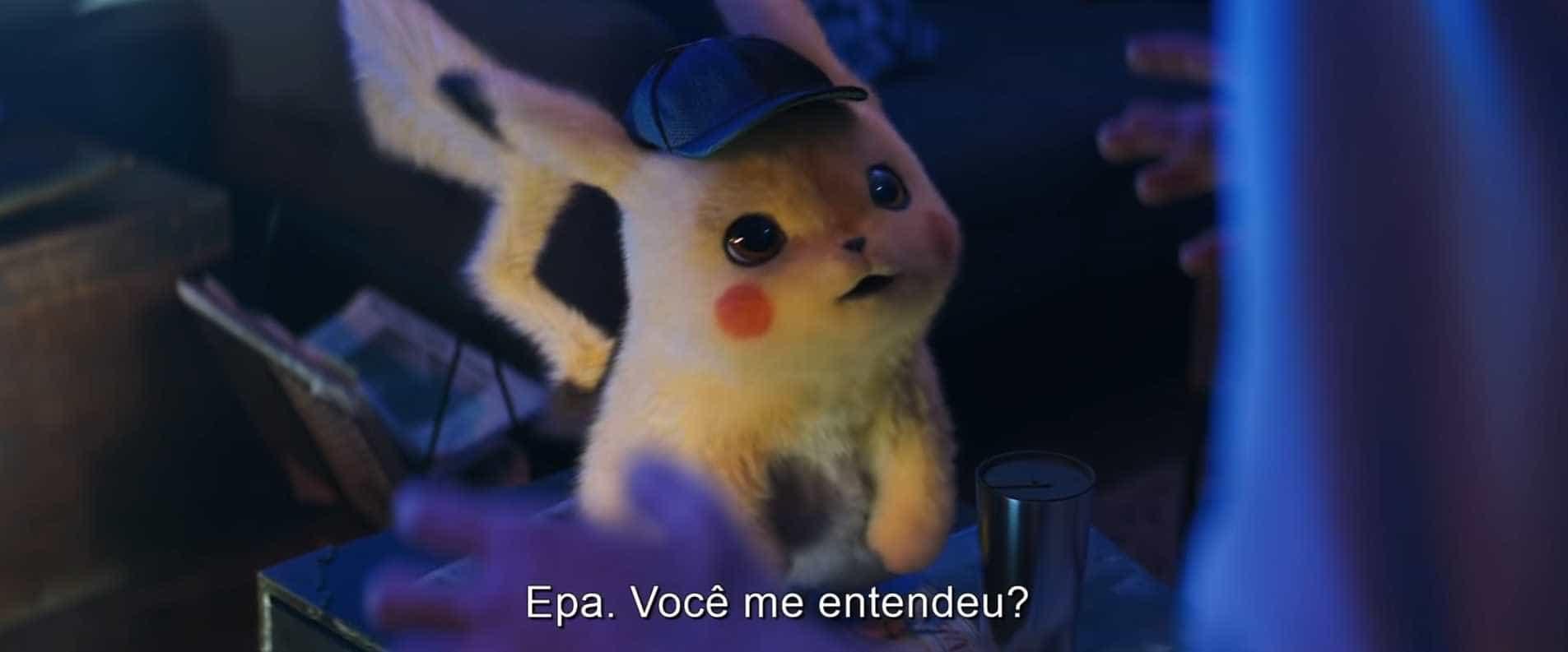 Ryan Reynolds dá voz a Pikachu em live-action de Pokémon; trailer