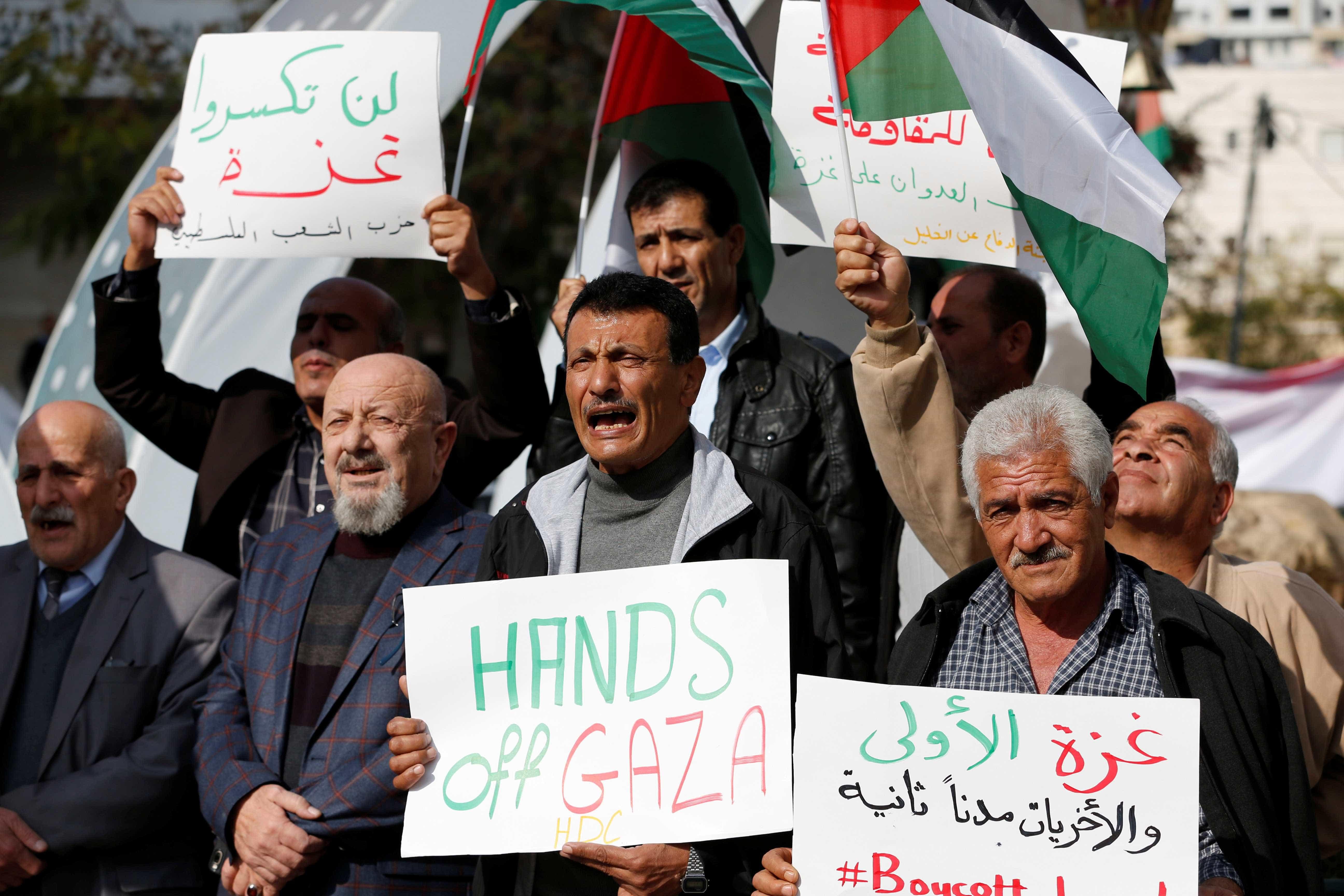 Israel reforça presença militar na fronteira com Gaza