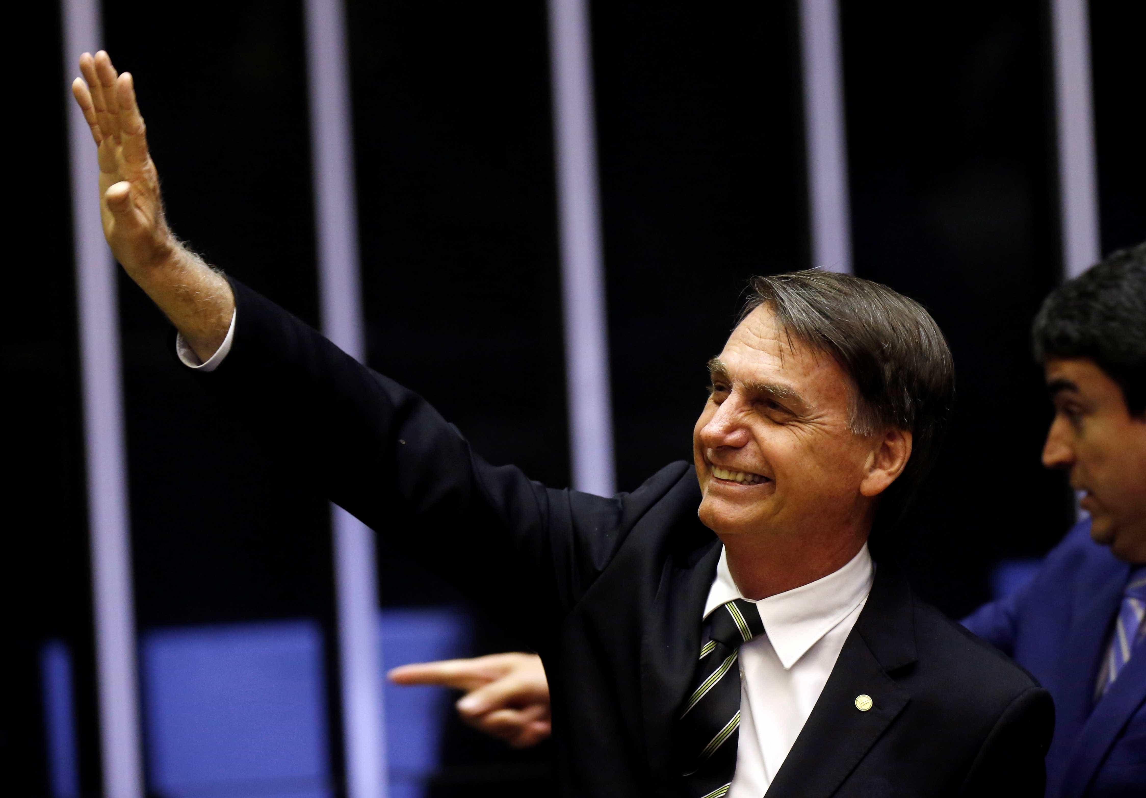 Bolsonaro receberá mais de R$ 60 mil mensais a partir de janeiro