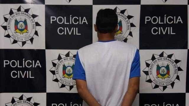 Suspeito prometia 'carreia no futebol' em troca de relações sexuais