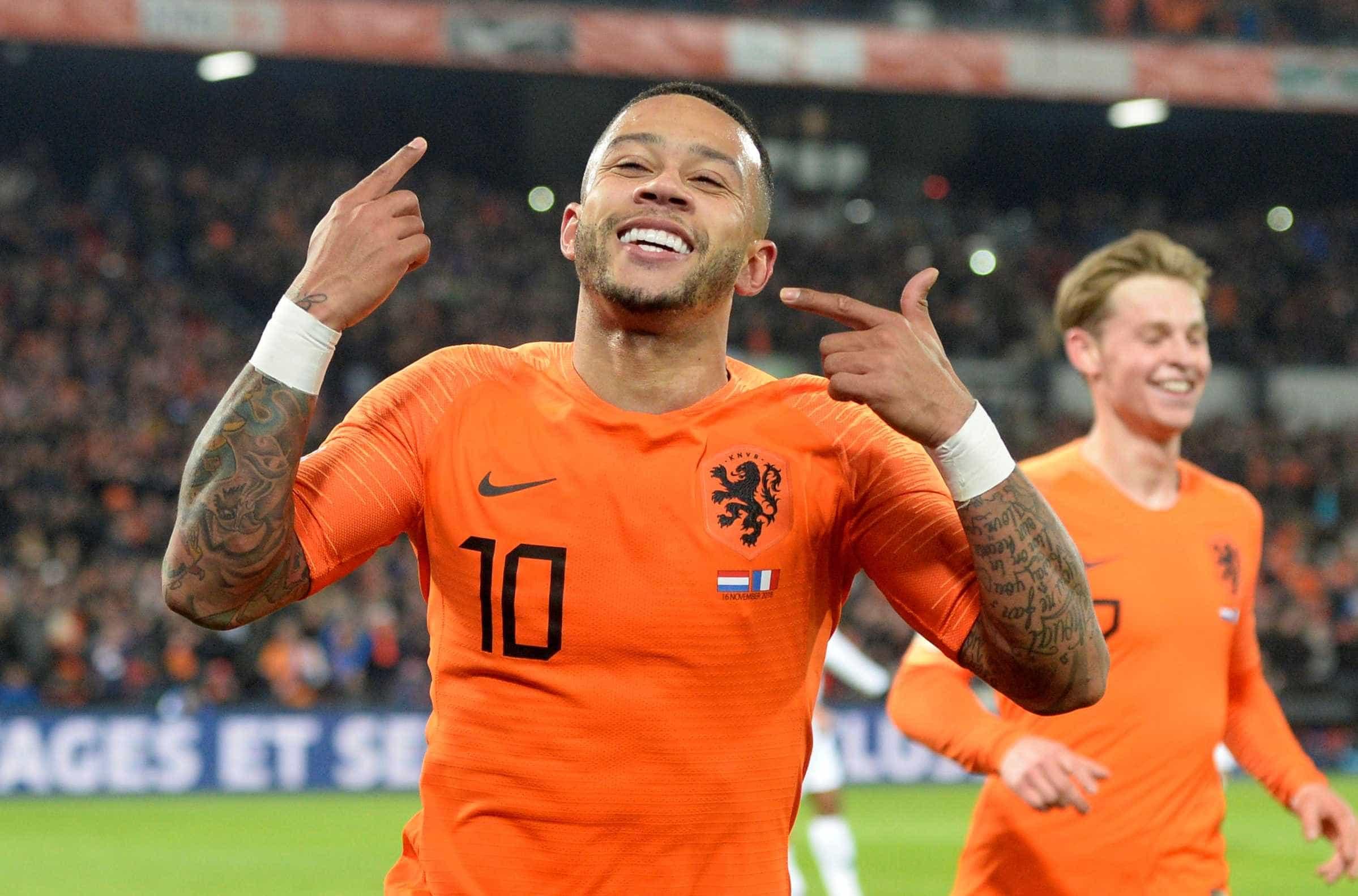 Holanda vence França e rebaixa Alemanha na Liga das Nações