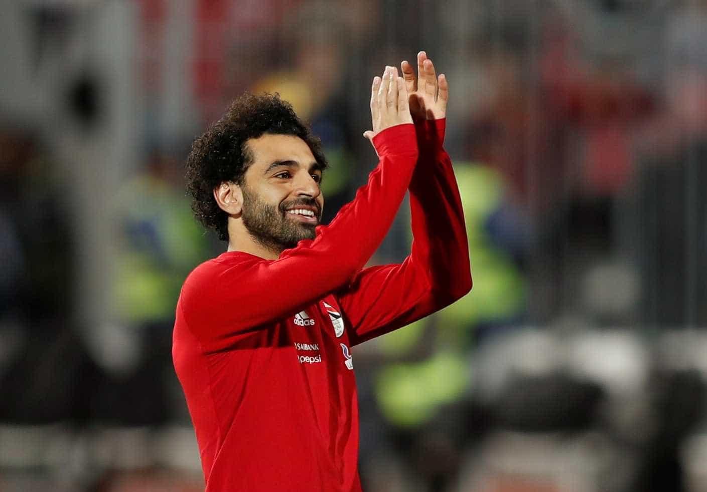 Salah marca e dá vitória ao Egito nas Eliminatórias da Copa Africana