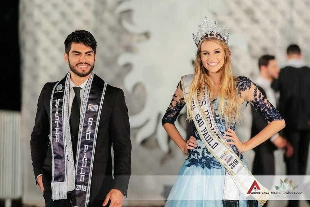 Miss e Mister CNB São Paulo 2019 acontece neste sábado