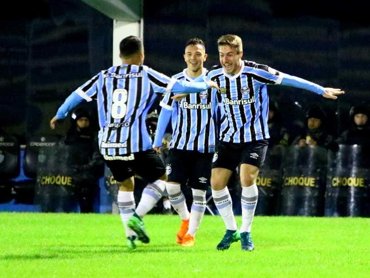 Grêmio decide liberar atacante que fez cinco gols no ano