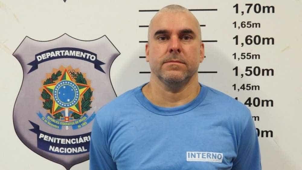 Traficante Marcelo Piloto ficará 20 dias isolado na cadeia
