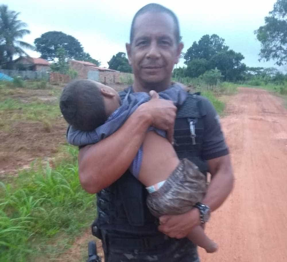 Crianças são deixadas em mata pelo pai após briga com esposa