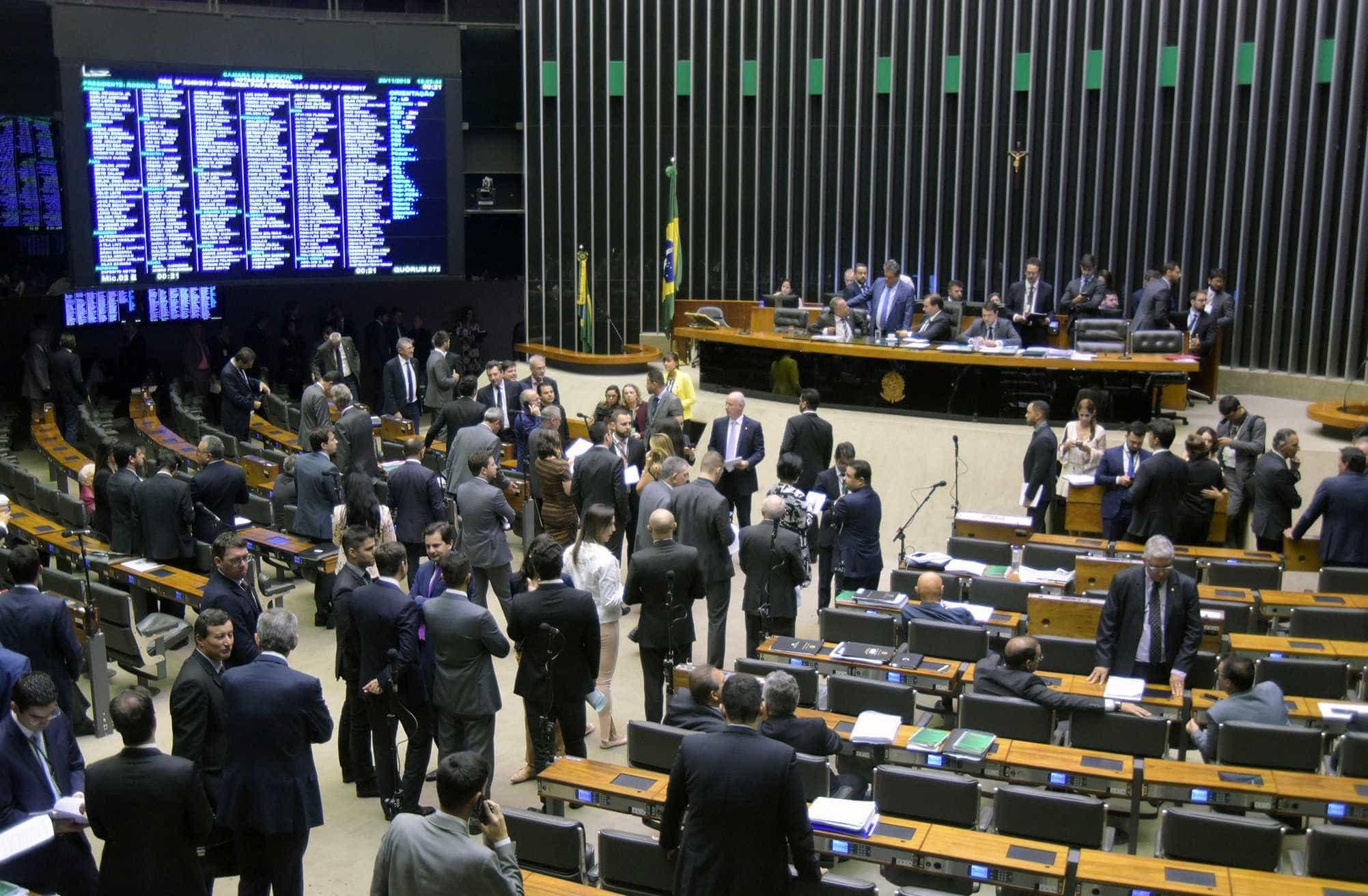 Câmara aprova MP que destina fundos de loterias à segurança pública