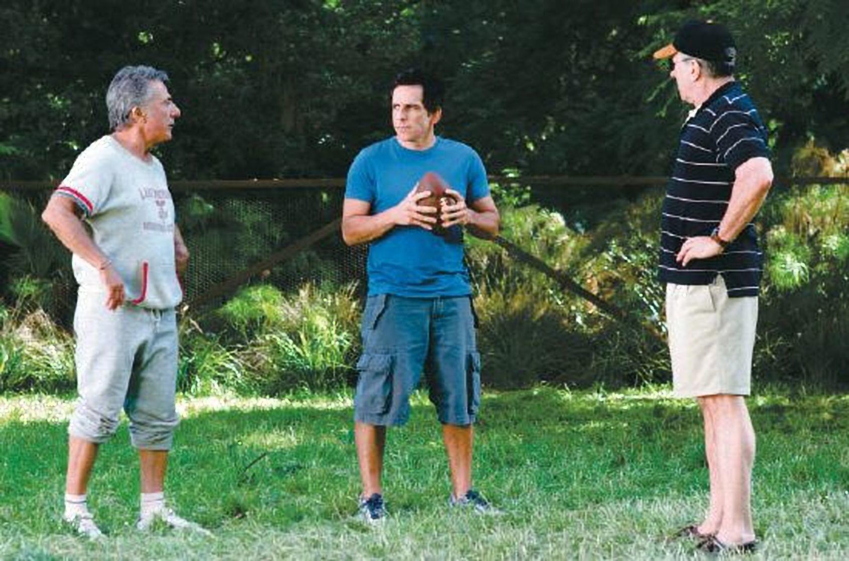 Ben Stiller completa 30 anos: relembre carreira do astro