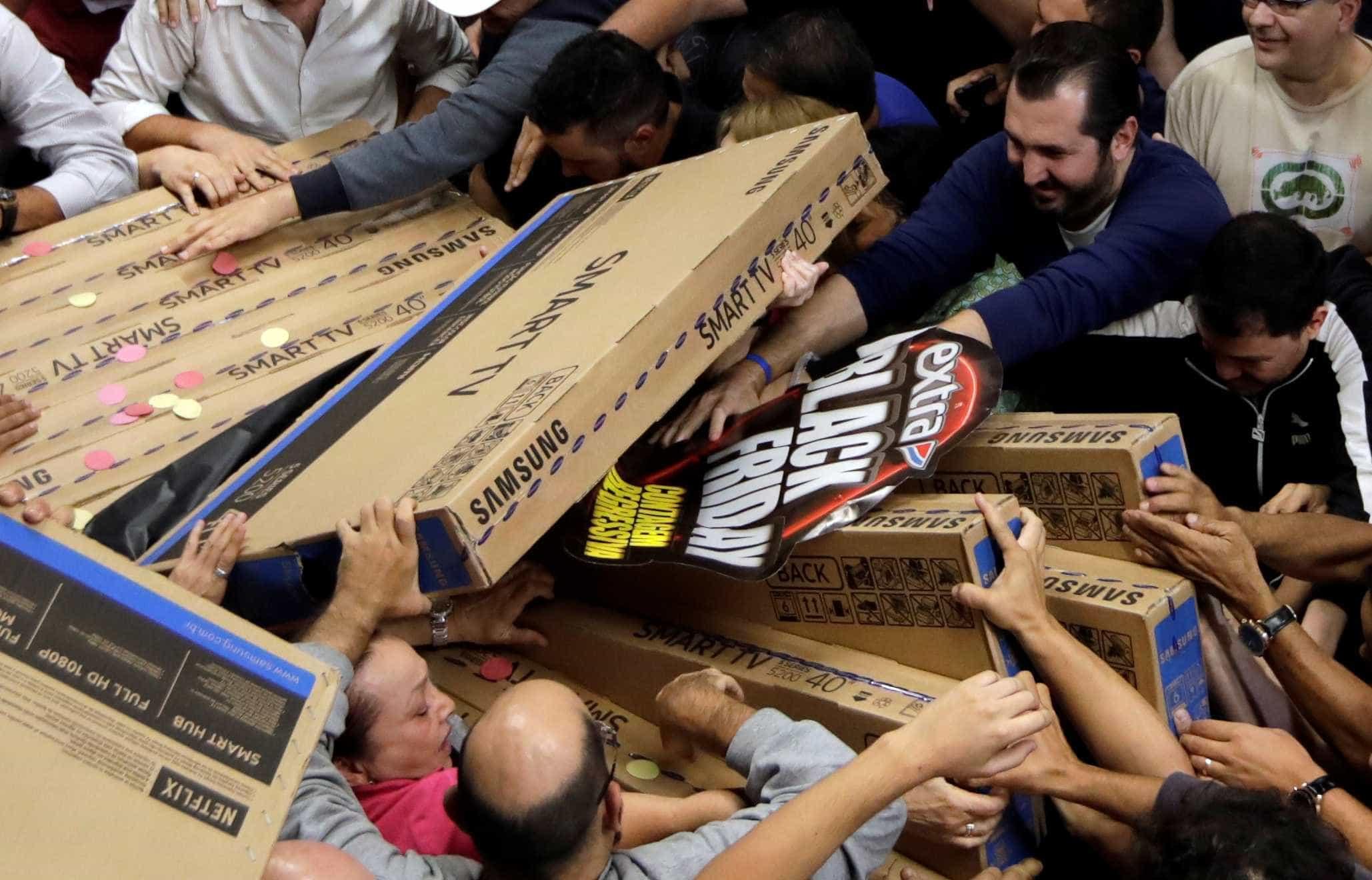 É hoje: Black Friday espera 100 milhões de consumidores no Brasil