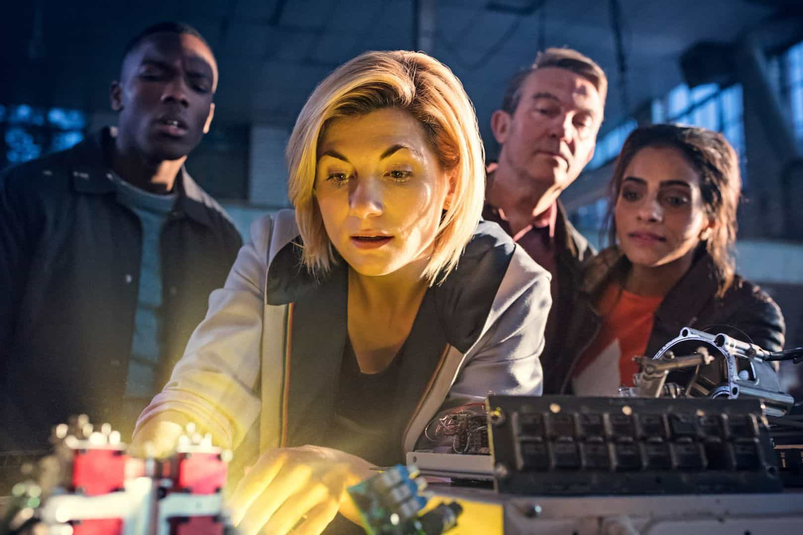 Por engano, Amazon disponibiliza ep. de 'Doctor Who' antes de estreia