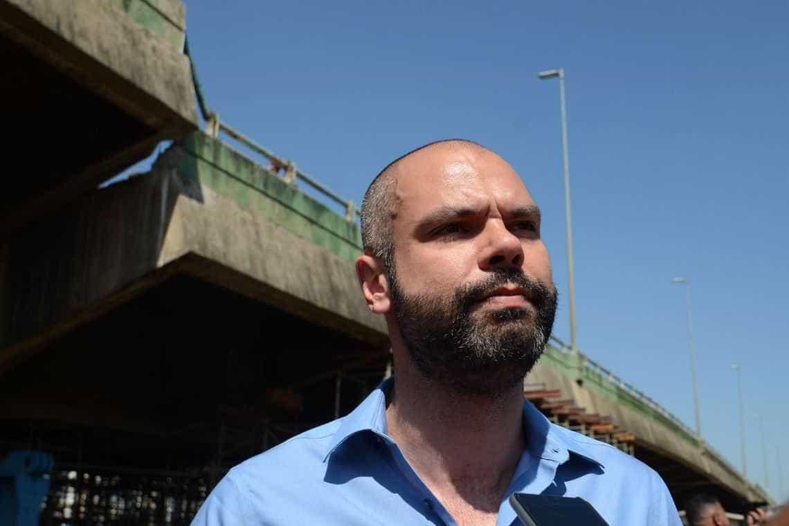 Bruno Covas faz viagem pessoal à Europa enquanto SP enfrenta enchentes