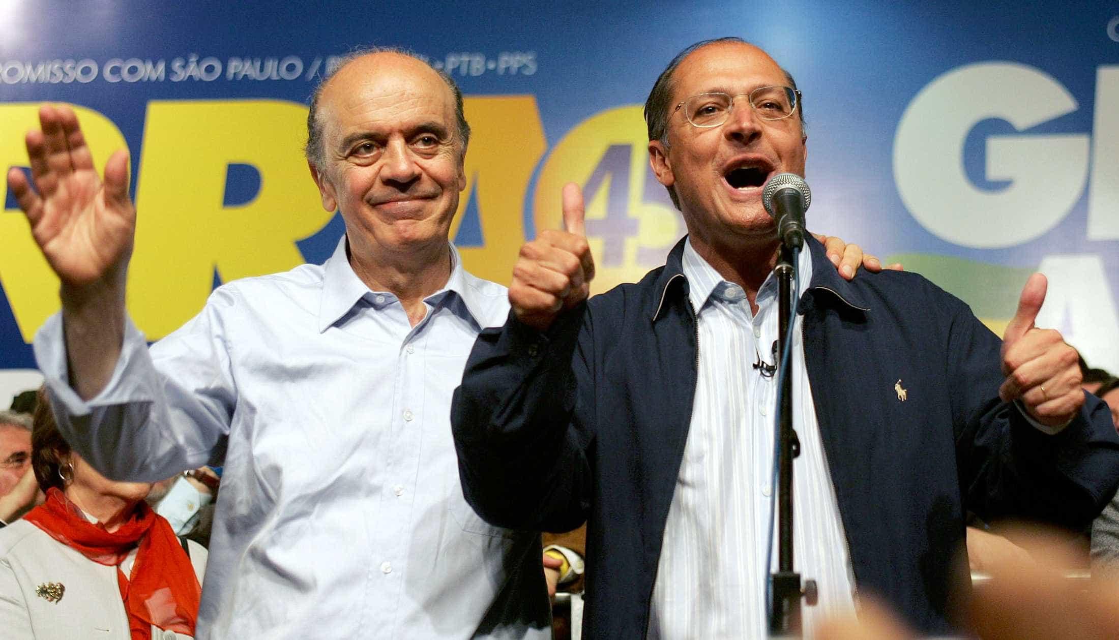CCR faz acordo e cita doação via caixa dois para Alckmin e Serra