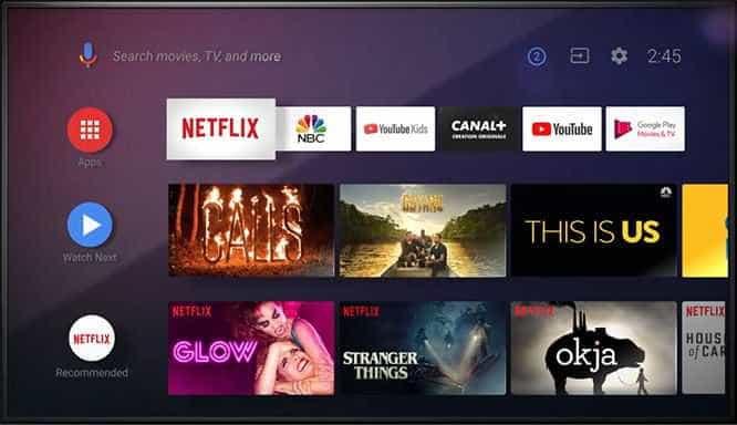 Os 10 melhores aplicativos gratuitos para Android TVS; confira