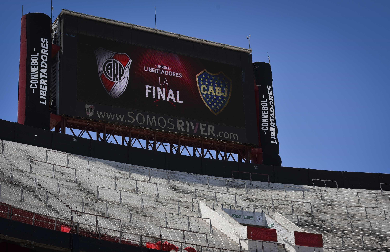 River não aceita mudança de final para Madri e irá apelar na Conmebol