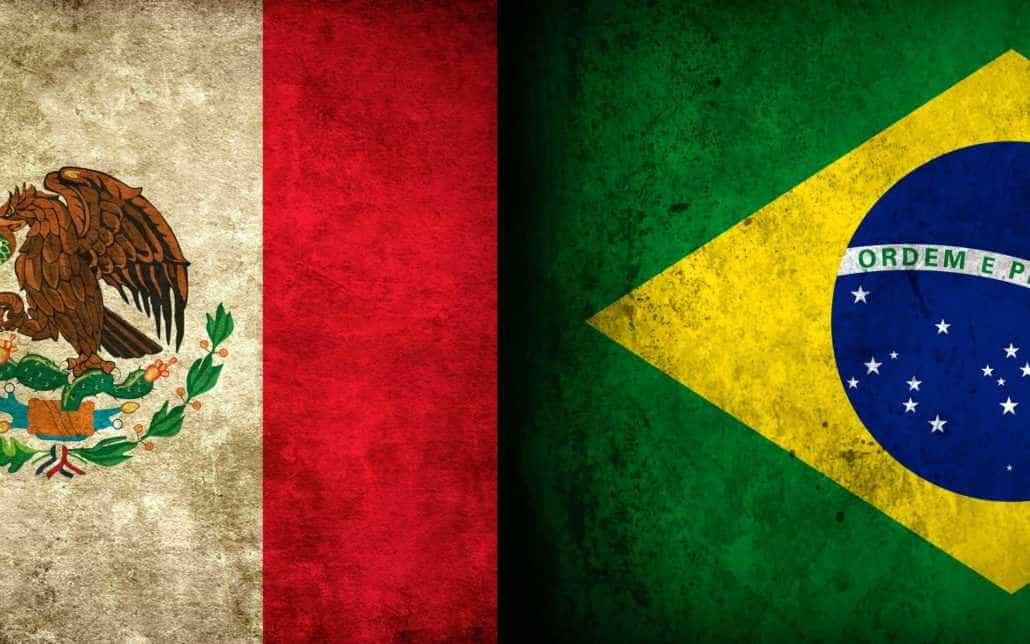 Brasil e México passam por inversão de papéis na economia, diz analista