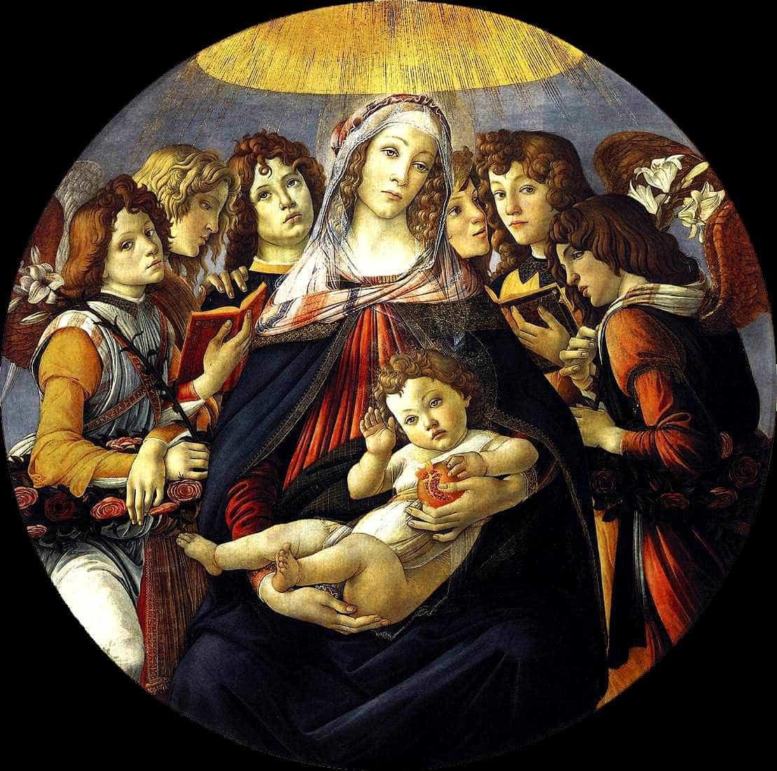 Obra de Botticelli escondia anatomia do coração humano