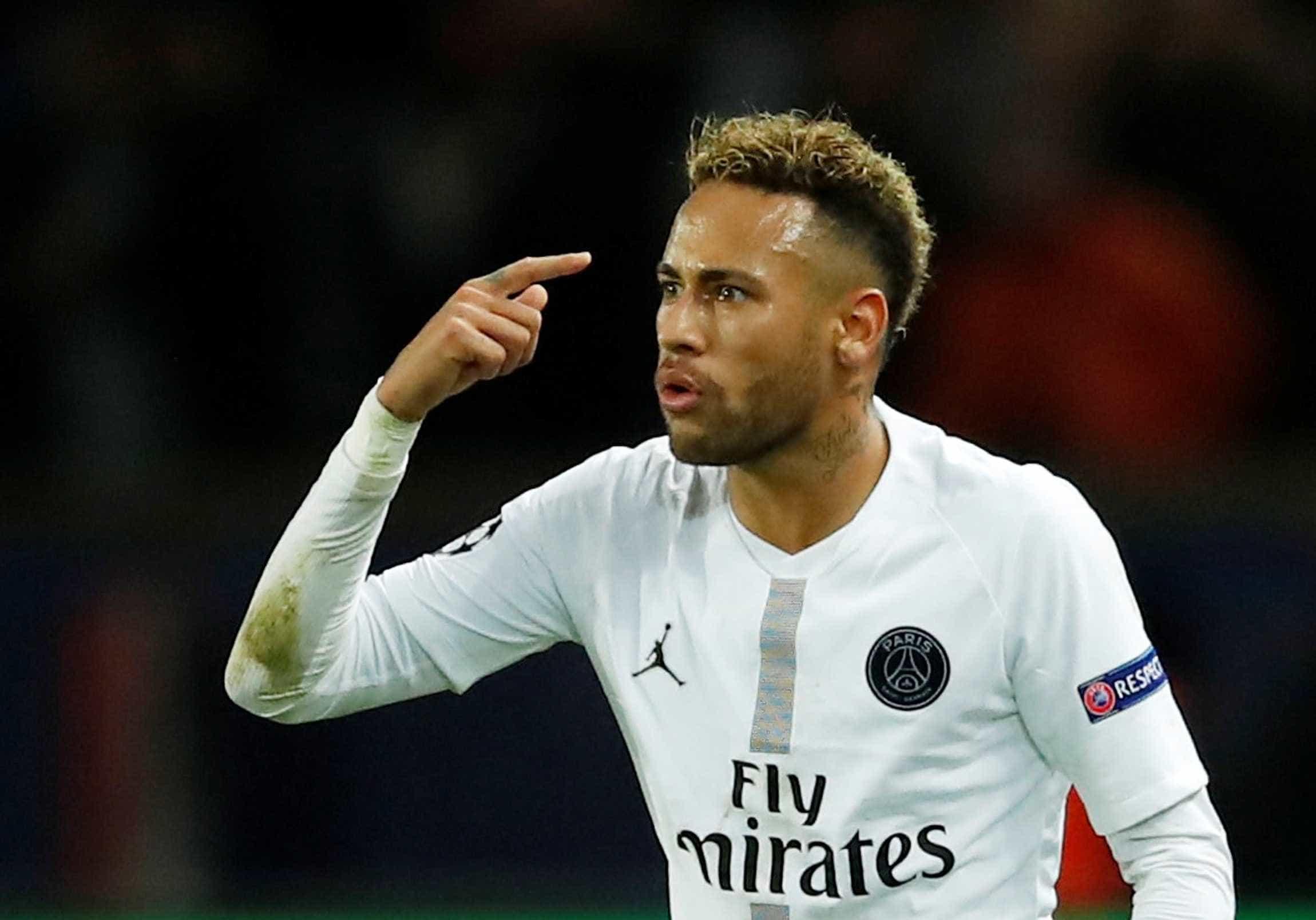 Com gol de Neymar, PSG vence fácil time da 5ª divisão