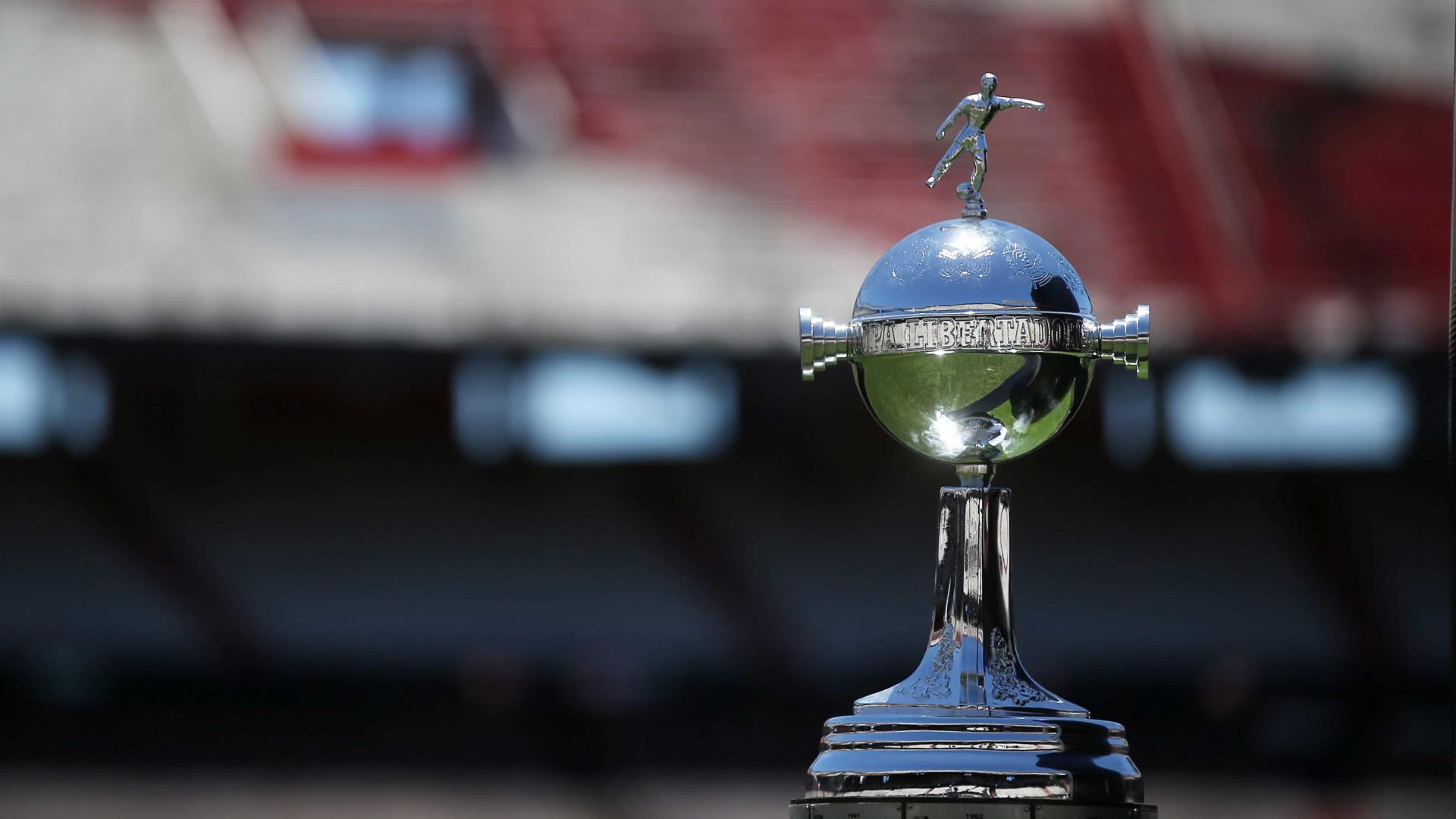 Conmebol muda datas da Libertadores por amistosos das seleções