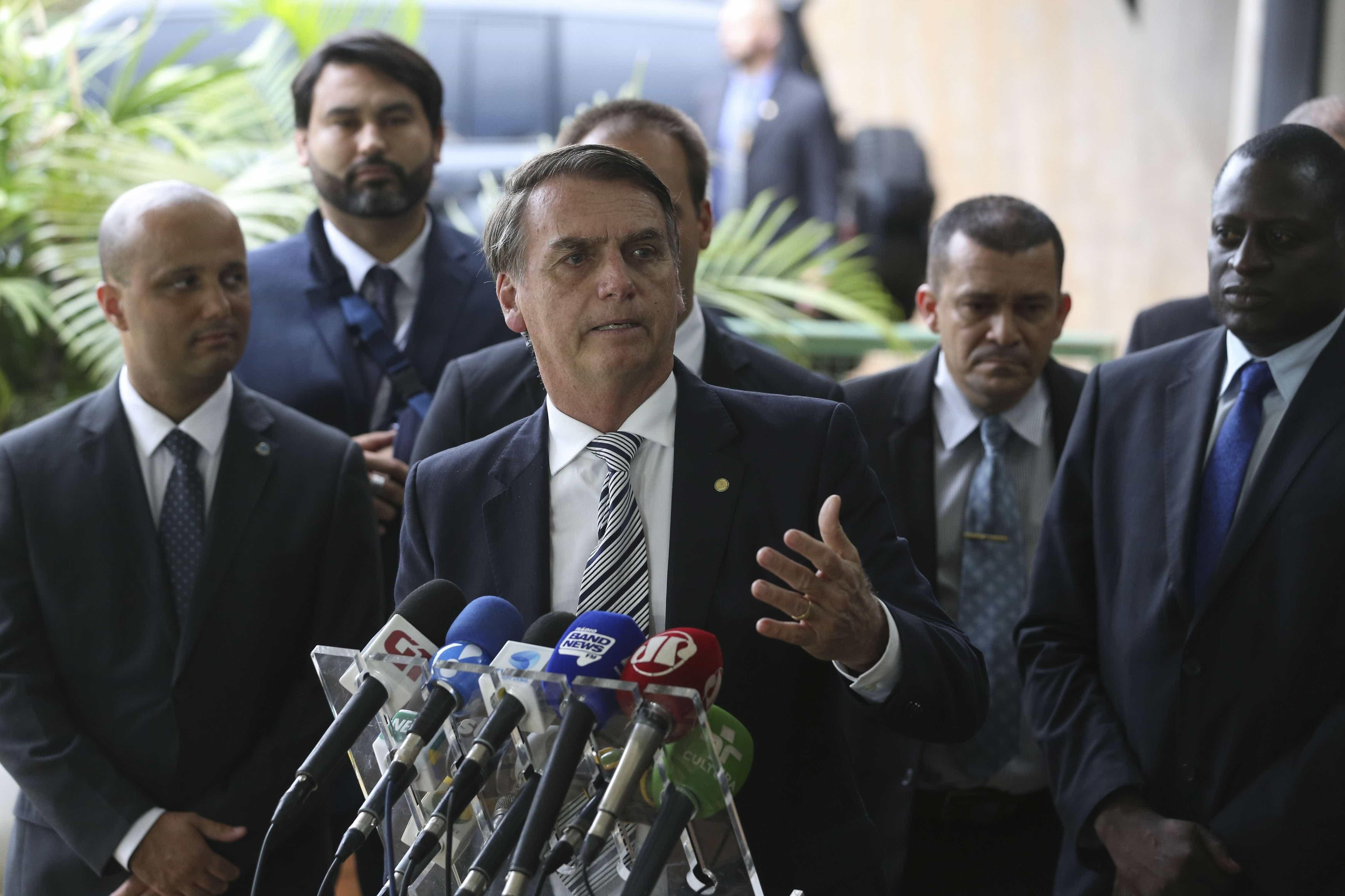 Congresso inicia votação da Previdência no 1º semestre, diz Bolsonaro