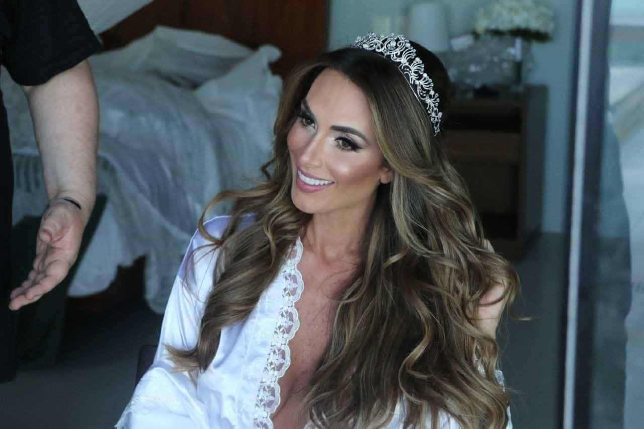 Convidada é furtada no casamento de Nicole Bahls no Rio, diz colunista